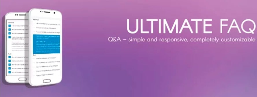 Ultimate FAQ WordPress Plugin